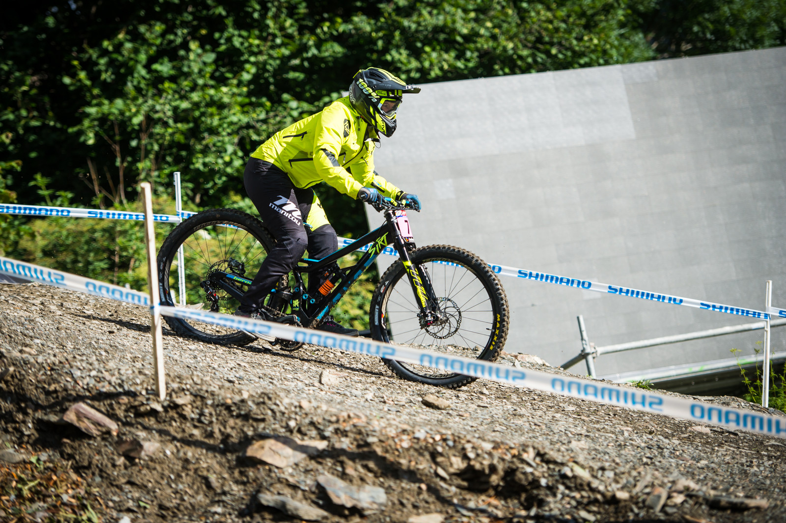 Bergamont G-Out - G-Out Project: Andorra World Cup 2017 - Mountain Biking Pictures - Vital MTB