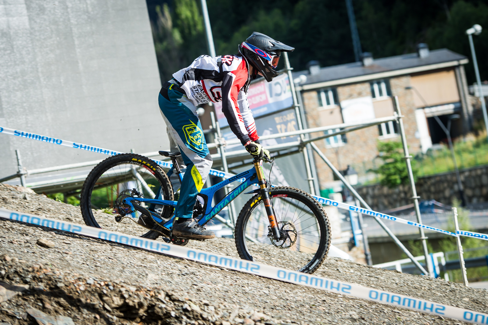 Chain Slap G-Out - G-Out Project: Andorra World Cup 2017 - Mountain Biking Pictures - Vital MTB
