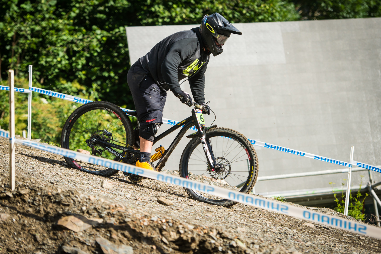 Commencal G-Out - G-Out Project: Andorra World Cup 2017 - Mountain Biking Pictures - Vital MTB