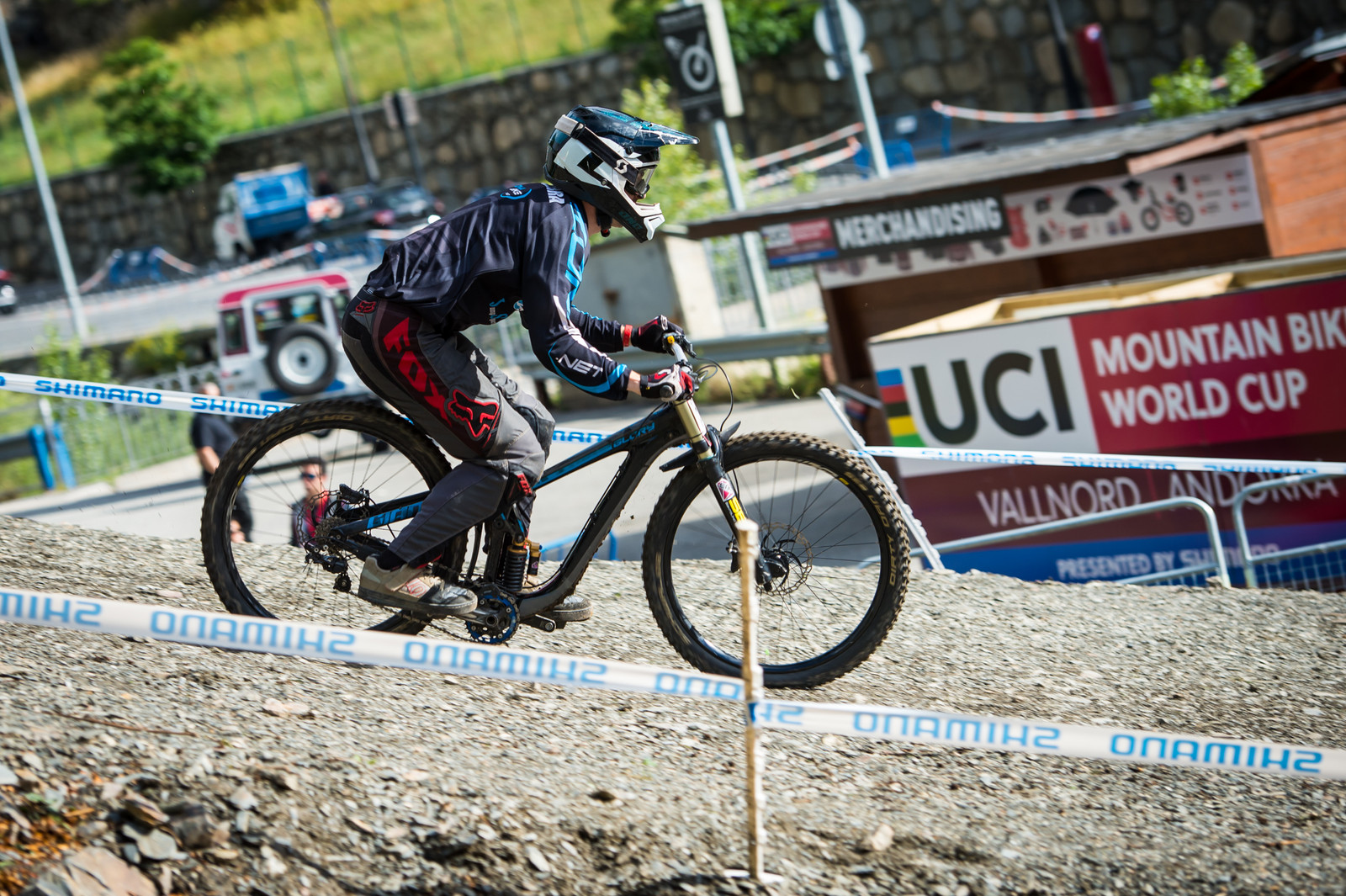Glory G-Out - G-Out Project: Andorra World Cup 2017 - Mountain Biking Pictures - Vital MTB