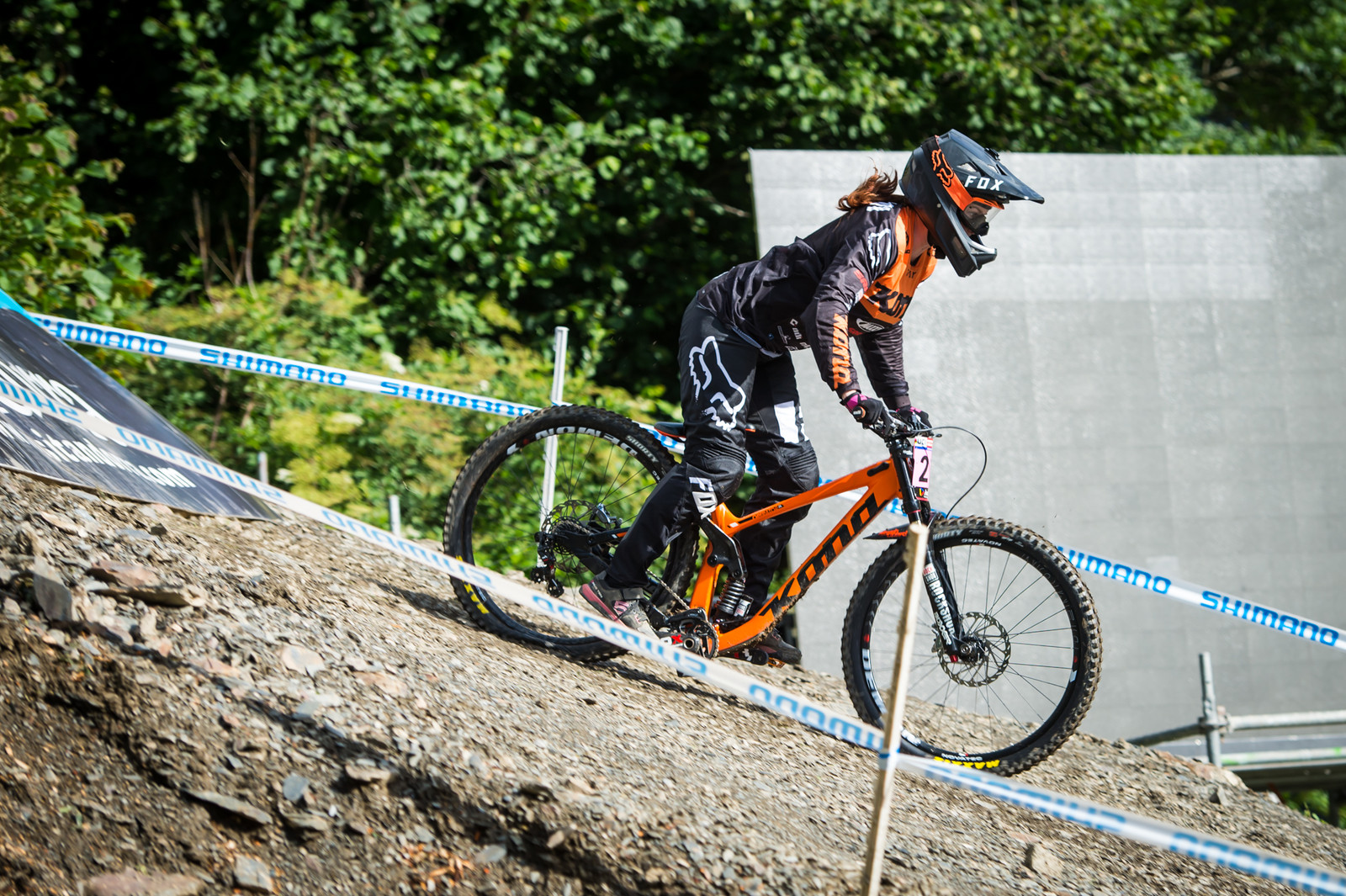 Kona G-Out - G-Out Project: Andorra World Cup 2017 - Mountain Biking Pictures - Vital MTB