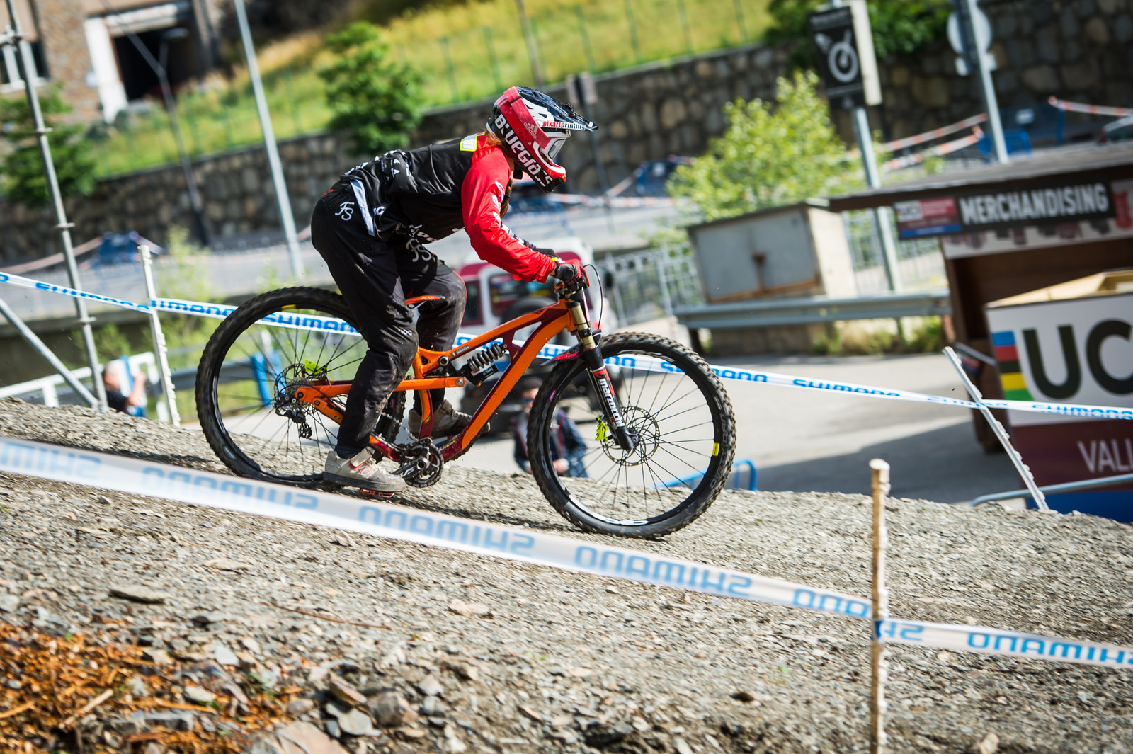 Marzocchi G-Out - G-Out Project: Andorra World Cup 2017 - Mountain Biking Pictures - Vital MTB