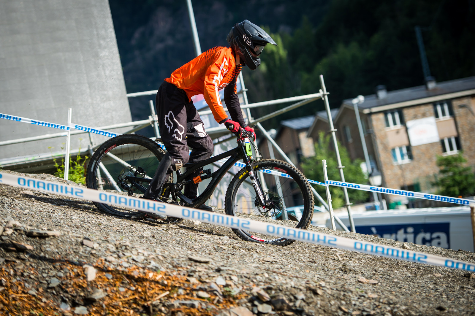 Pivot G-Out - G-Out Project: Andorra World Cup 2017 - Mountain Biking Pictures - Vital MTB