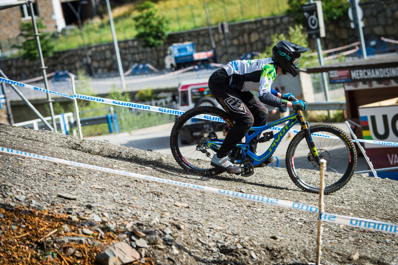 Pivot Going Deep G-Out - G-Out Project: Andorra World Cup 2017 - Mountain Biking Pictures - Vital MTB