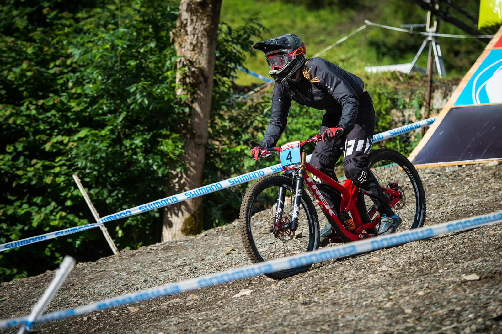 Trek G-Out - G-Out Project: Andorra World Cup 2017 - Mountain Biking Pictures - Vital MTB