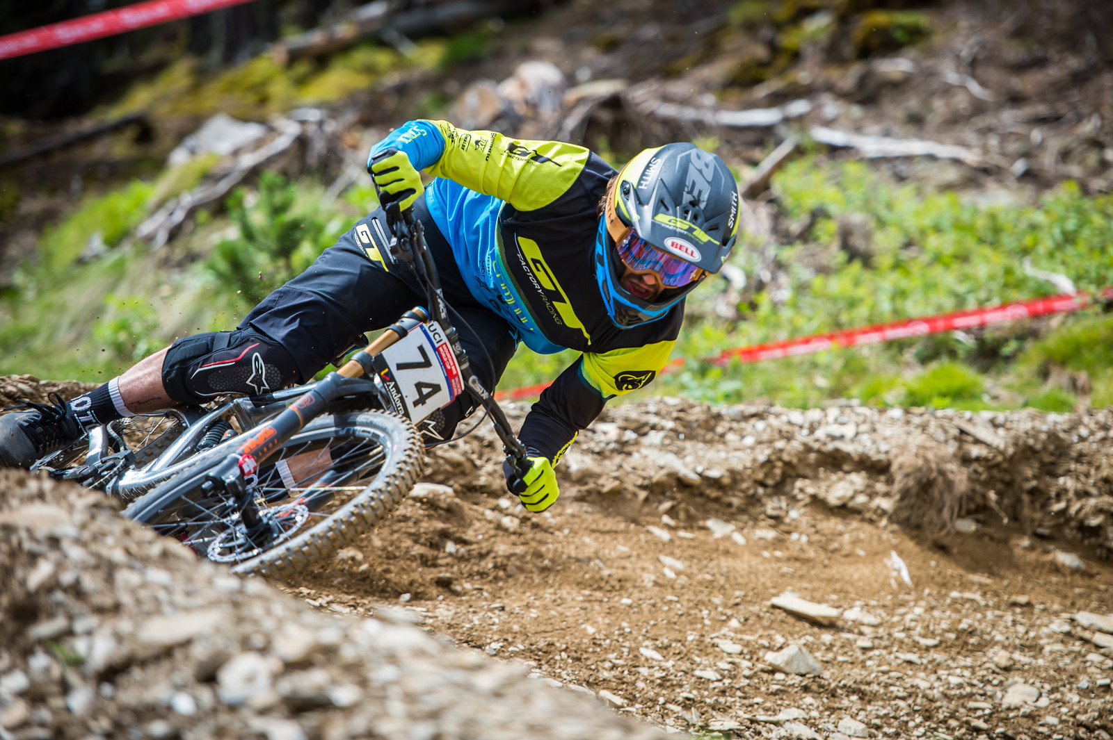 Sam Dale Committed - iceman2058 - Mountain Biking Pictures - Vital MTB