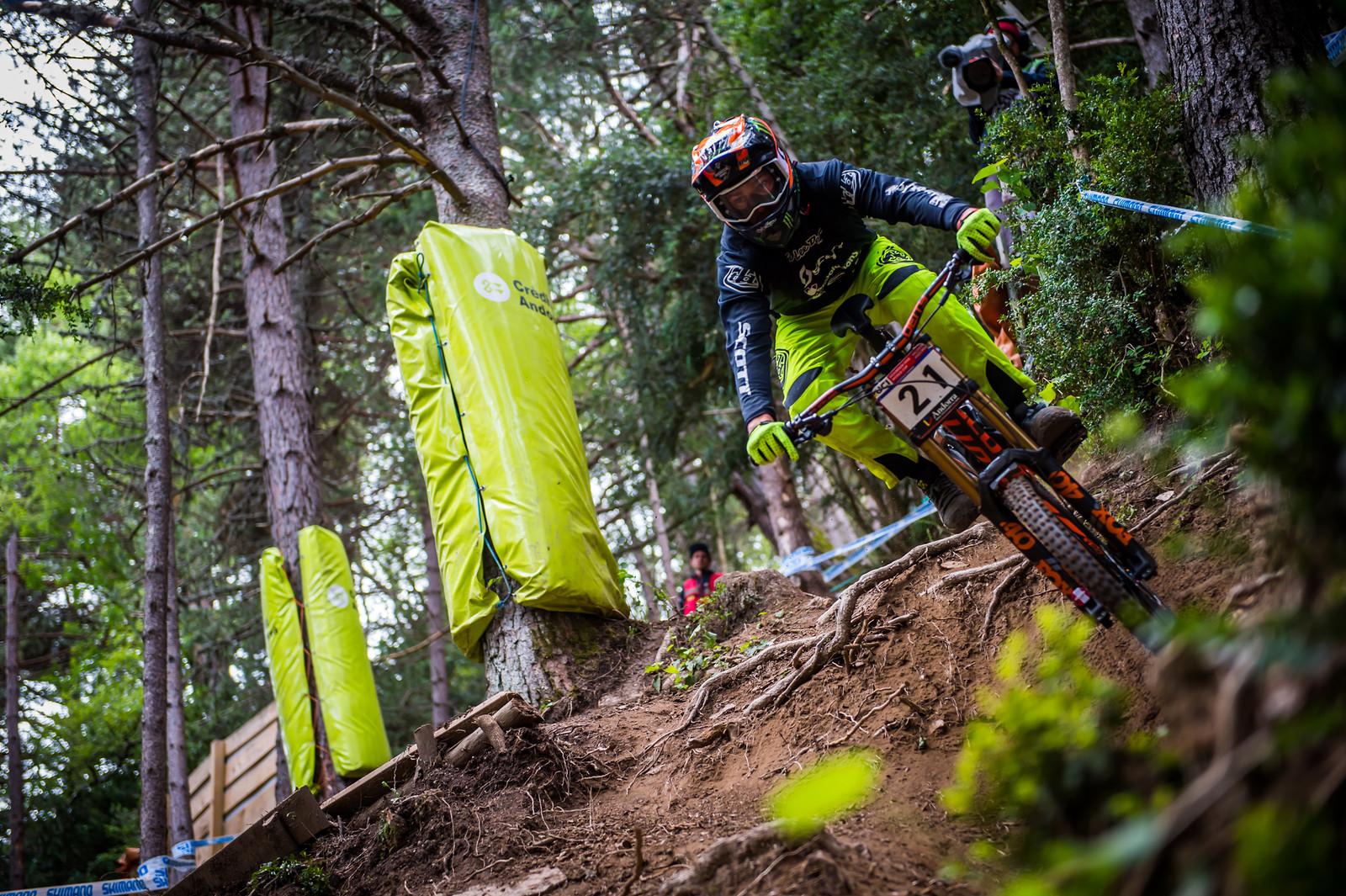 Brendan Fairclough Finals - iceman2058 - Mountain Biking Pictures - Vital MTB