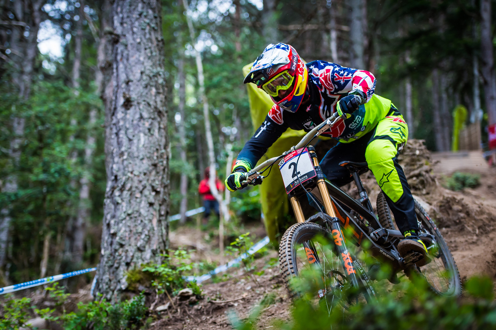 Aaron Gwin Finals - iceman2058 - Mountain Biking Pictures - Vital MTB