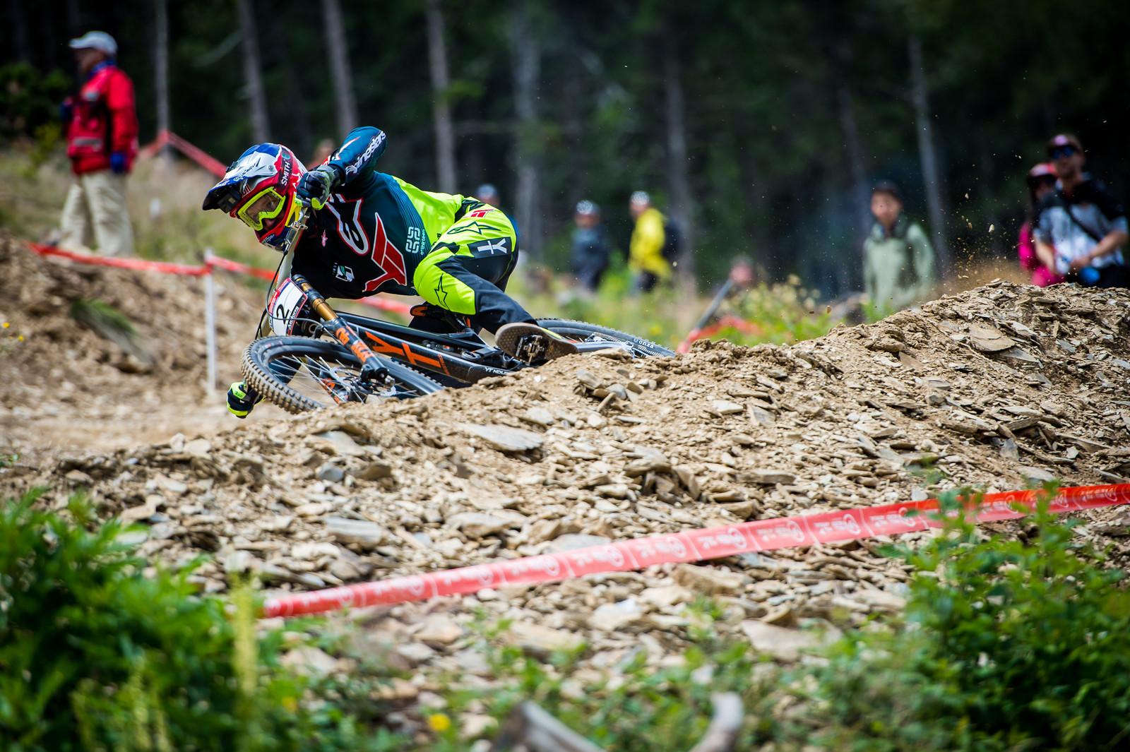 Aaron Gwin Slapping Turns - iceman2058 - Mountain Biking Pictures - Vital MTB