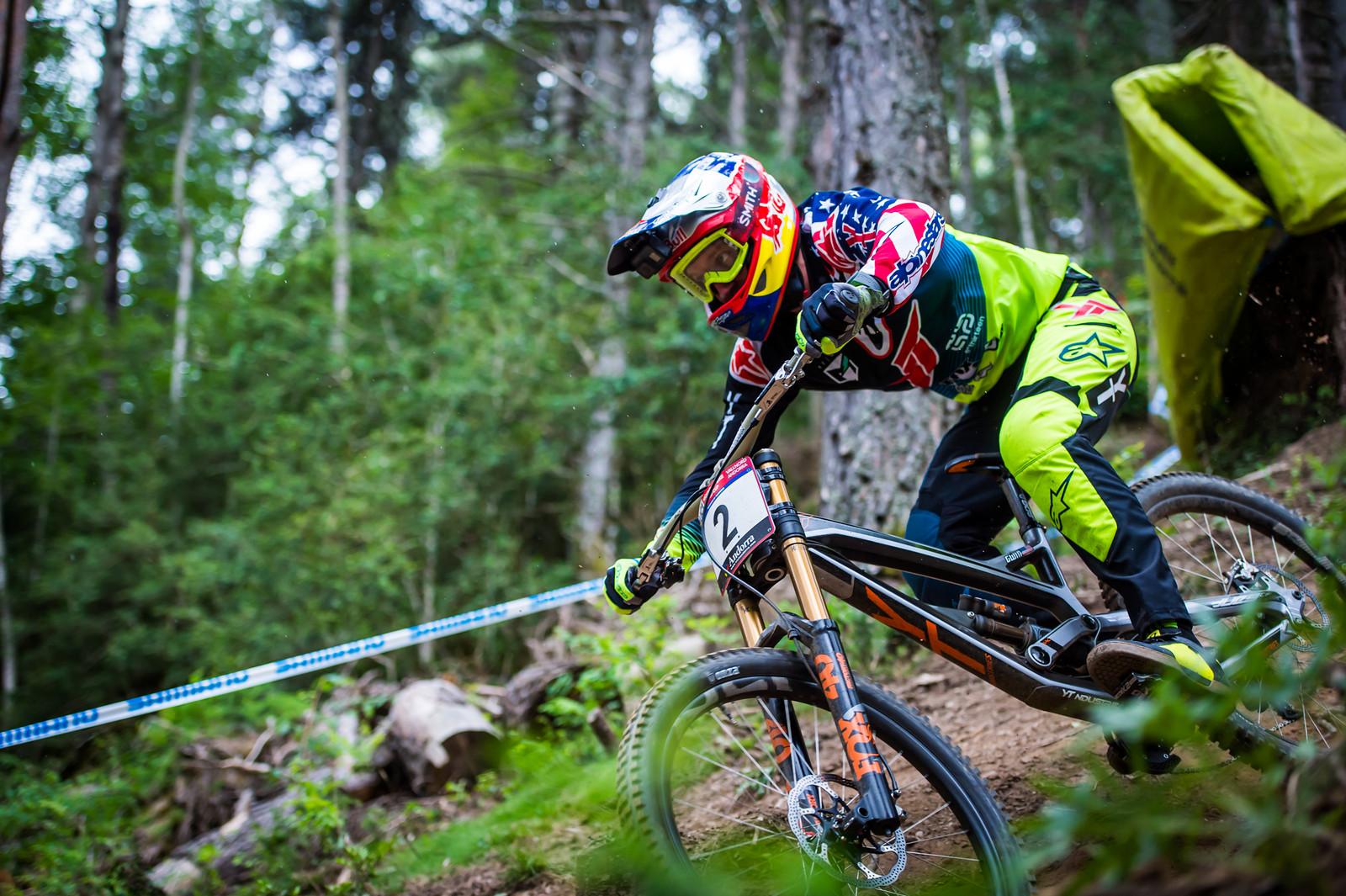Aaron Gwin Finals - iceman2058 - Mountain Biking Pictures - Vital MTB