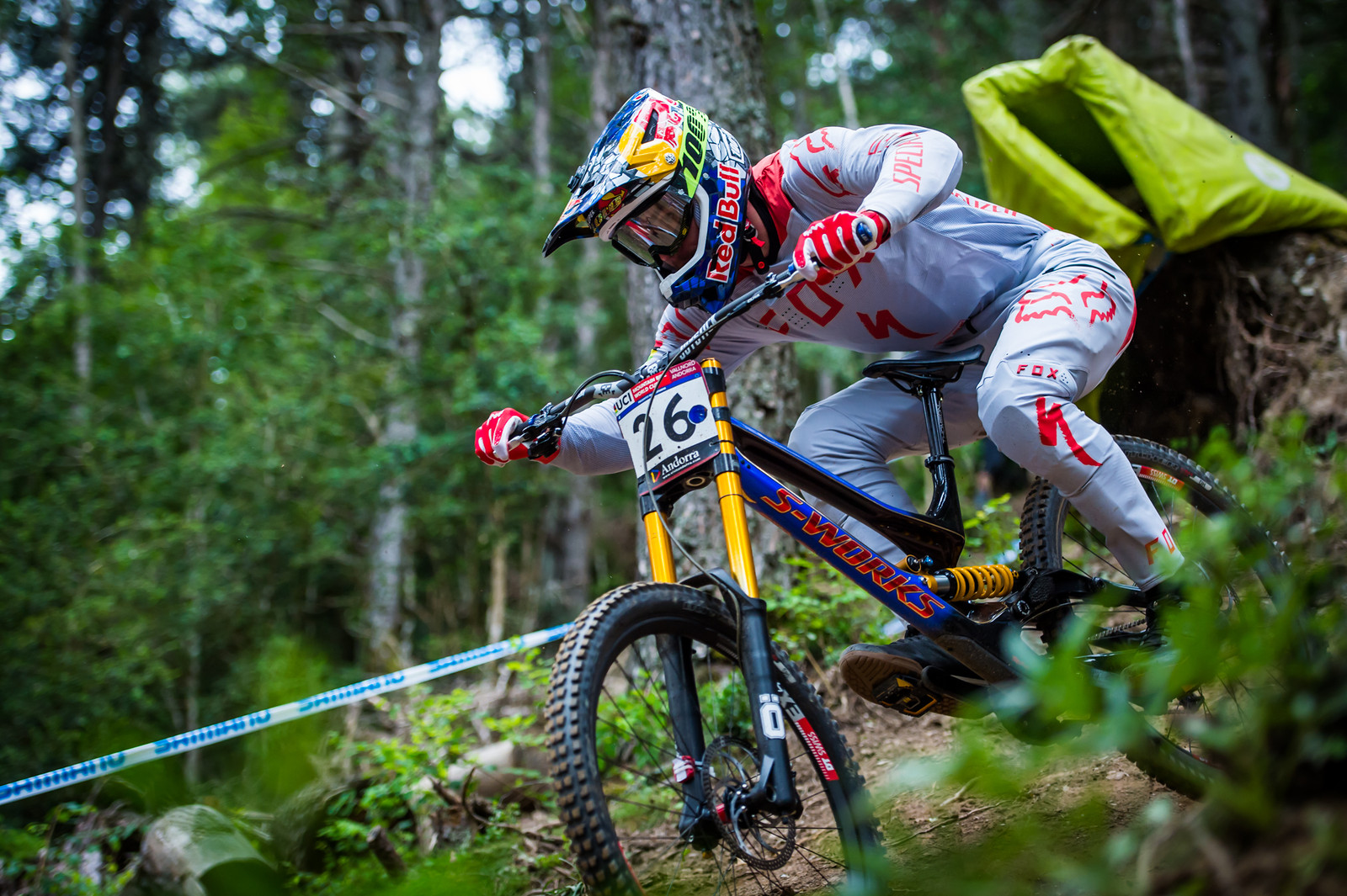 Loic Bruni Finals - iceman2058 - Mountain Biking Pictures - Vital MTB