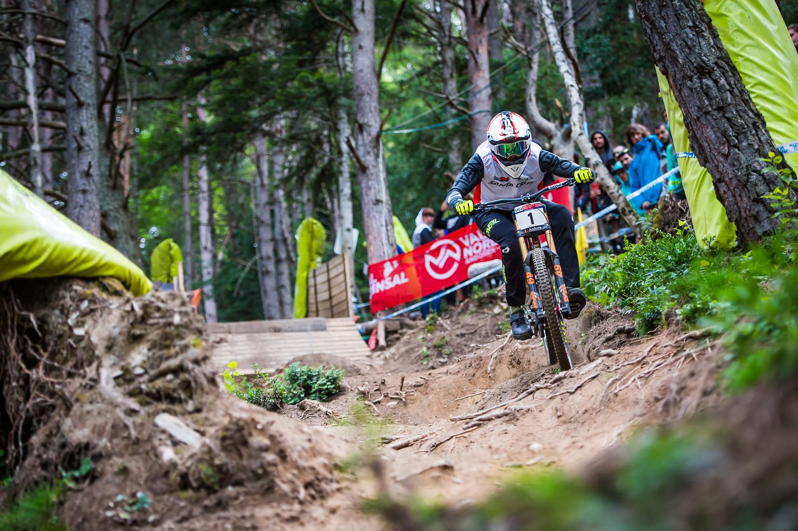Greg Minnaar Finals - iceman2058 - Mountain Biking Pictures - Vital MTB