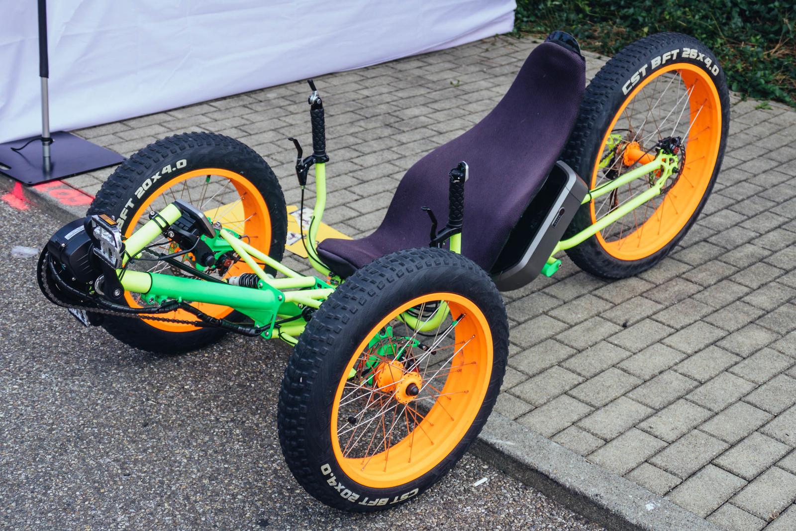 Three Wheel Thunder - iceman2058 - Mountain Biking Pictures - Vital MTB