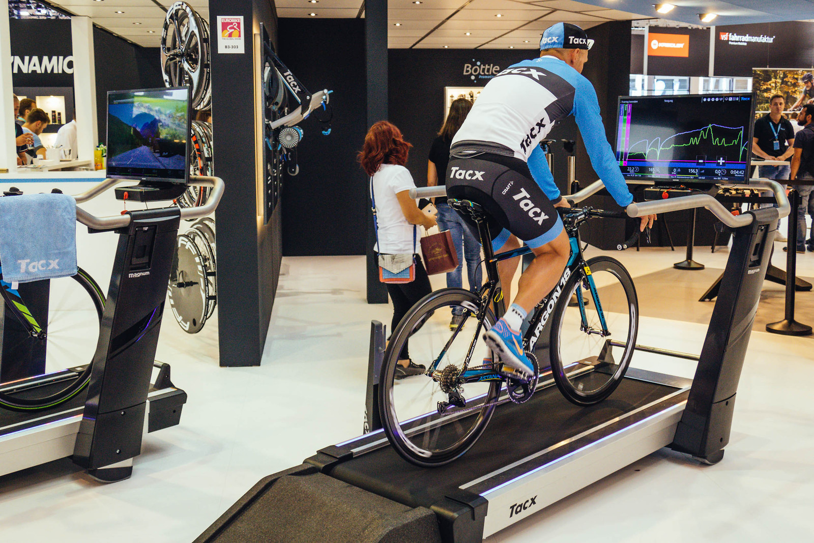 Treadmilling - iceman2058 - Mountain Biking Pictures - Vital MTB