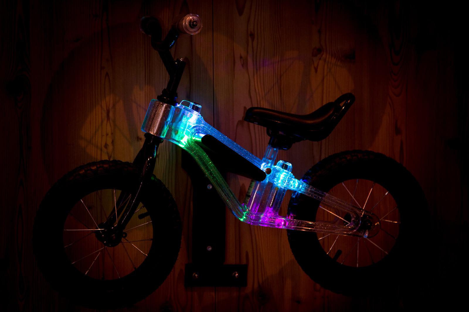 Glow in the Dark - iceman2058 - Mountain Biking Pictures - Vital MTB