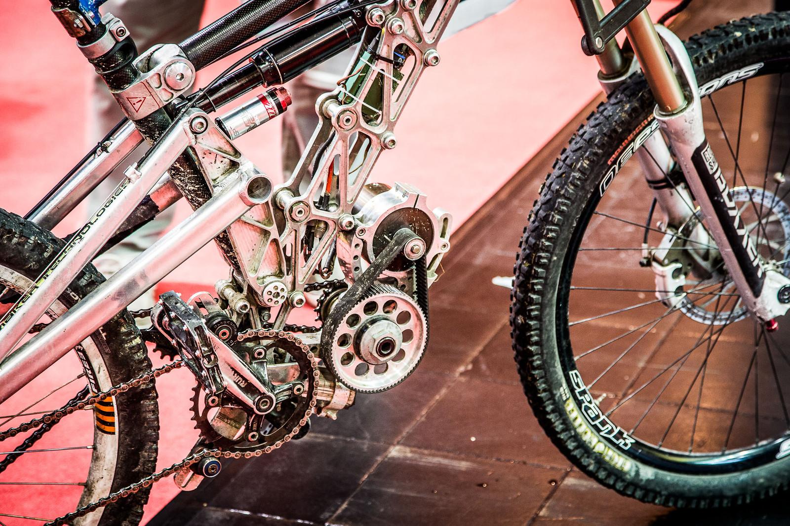 Heavy Metal - iceman2058 - Mountain Biking Pictures - Vital MTB
