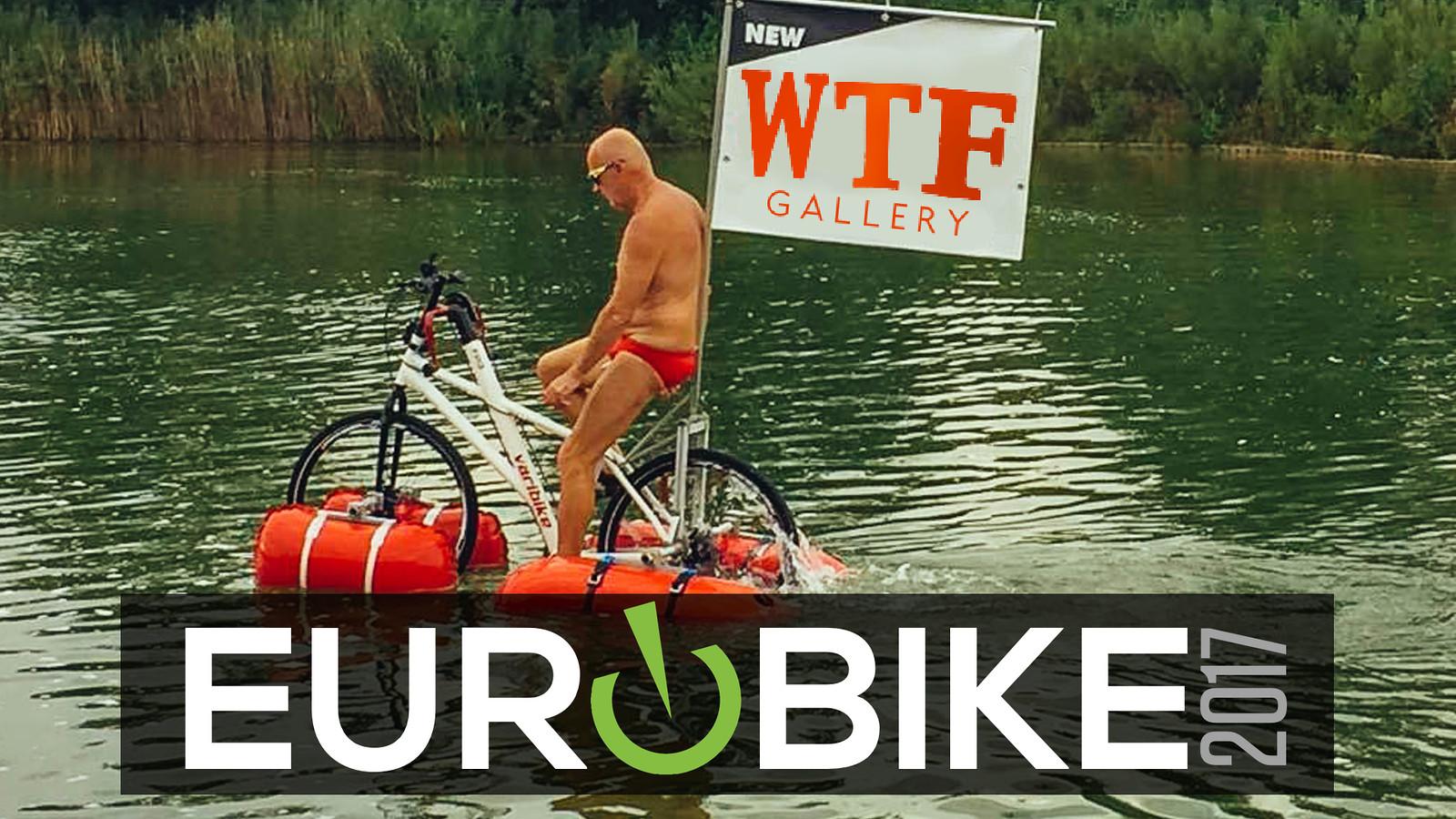 Eurobike WTF??? - iceman2058 - Mountain Biking Pictures - Vital MTB