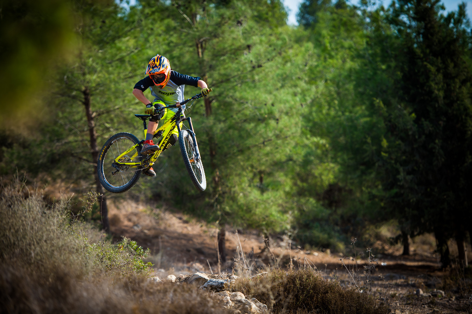 Sunset Whip - iceman2058 - Mountain Biking Pictures - Vital MTB