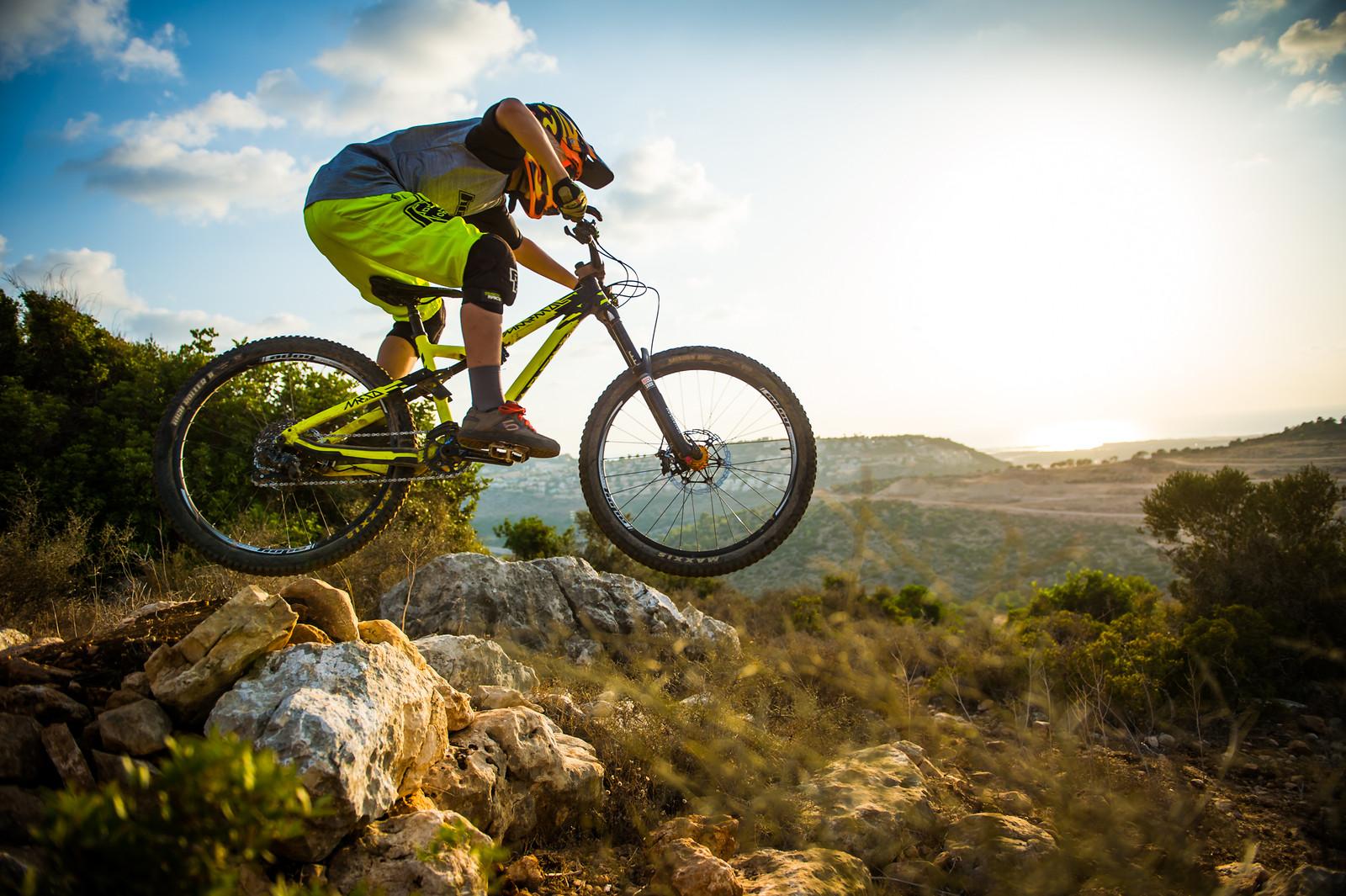 Sunset Drop - iceman2058 - Mountain Biking Pictures - Vital MTB