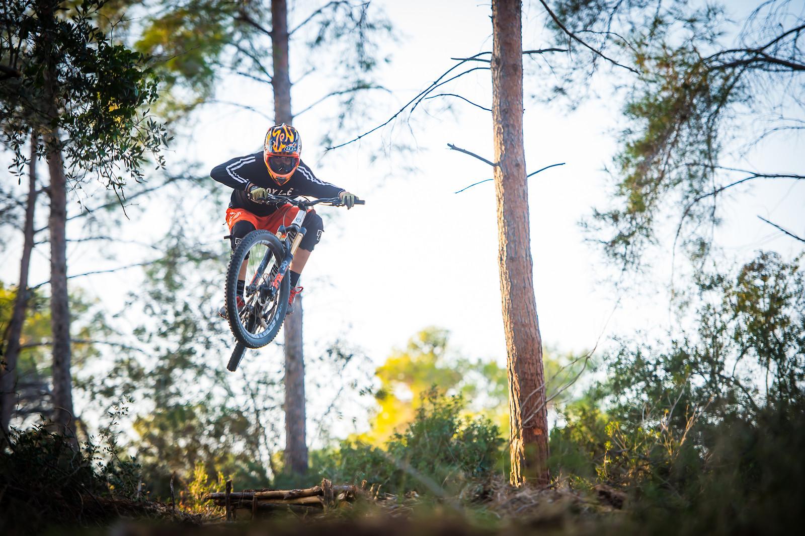 Sunset Fun - iceman2058 - Mountain Biking Pictures - Vital MTB