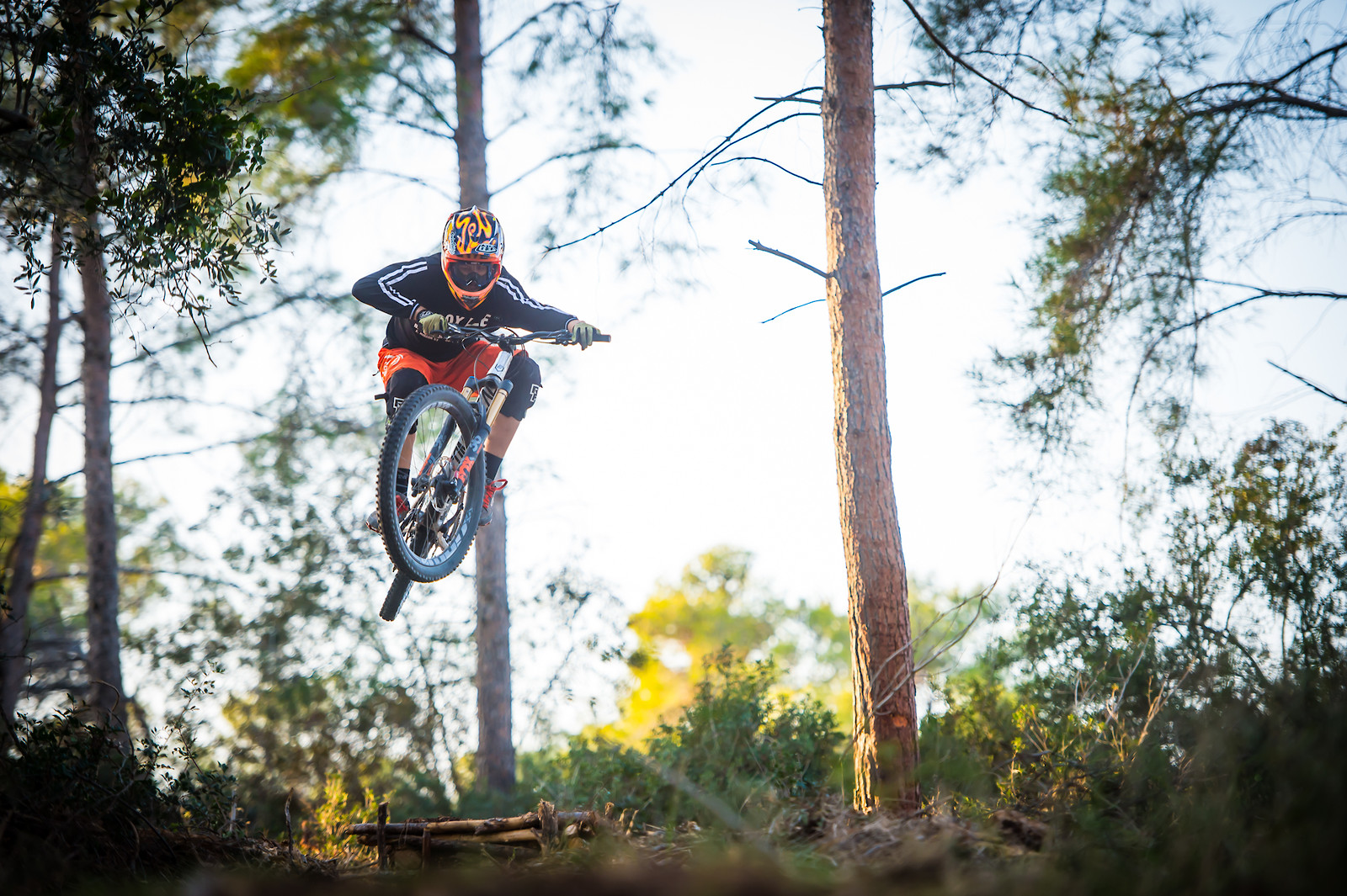 Sunset Fun - iceman2058 - Mountain Biking Pictures - Vital MTB