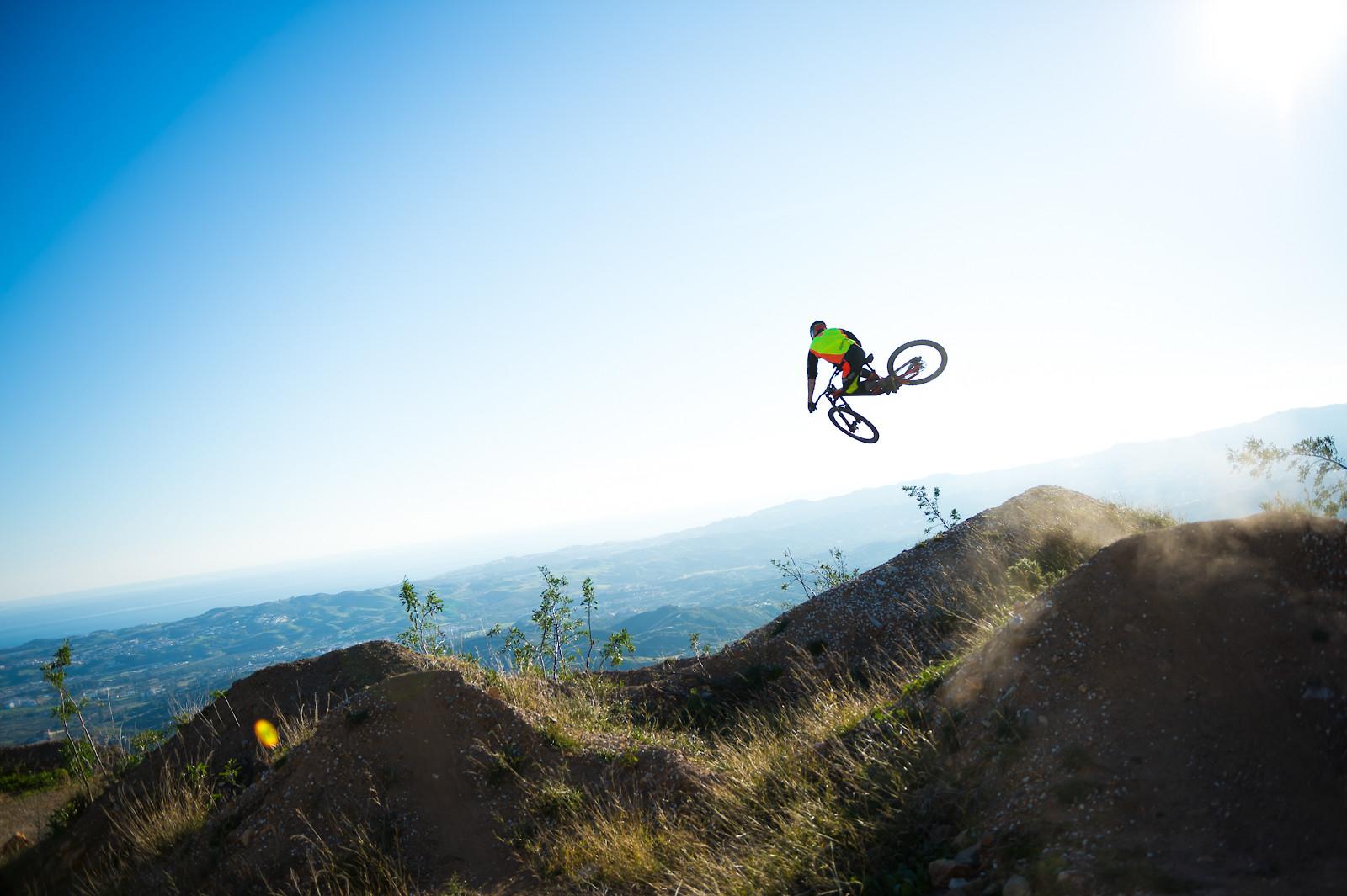 Malaga Sender - iceman2058 - Mountain Biking Pictures - Vital MTB