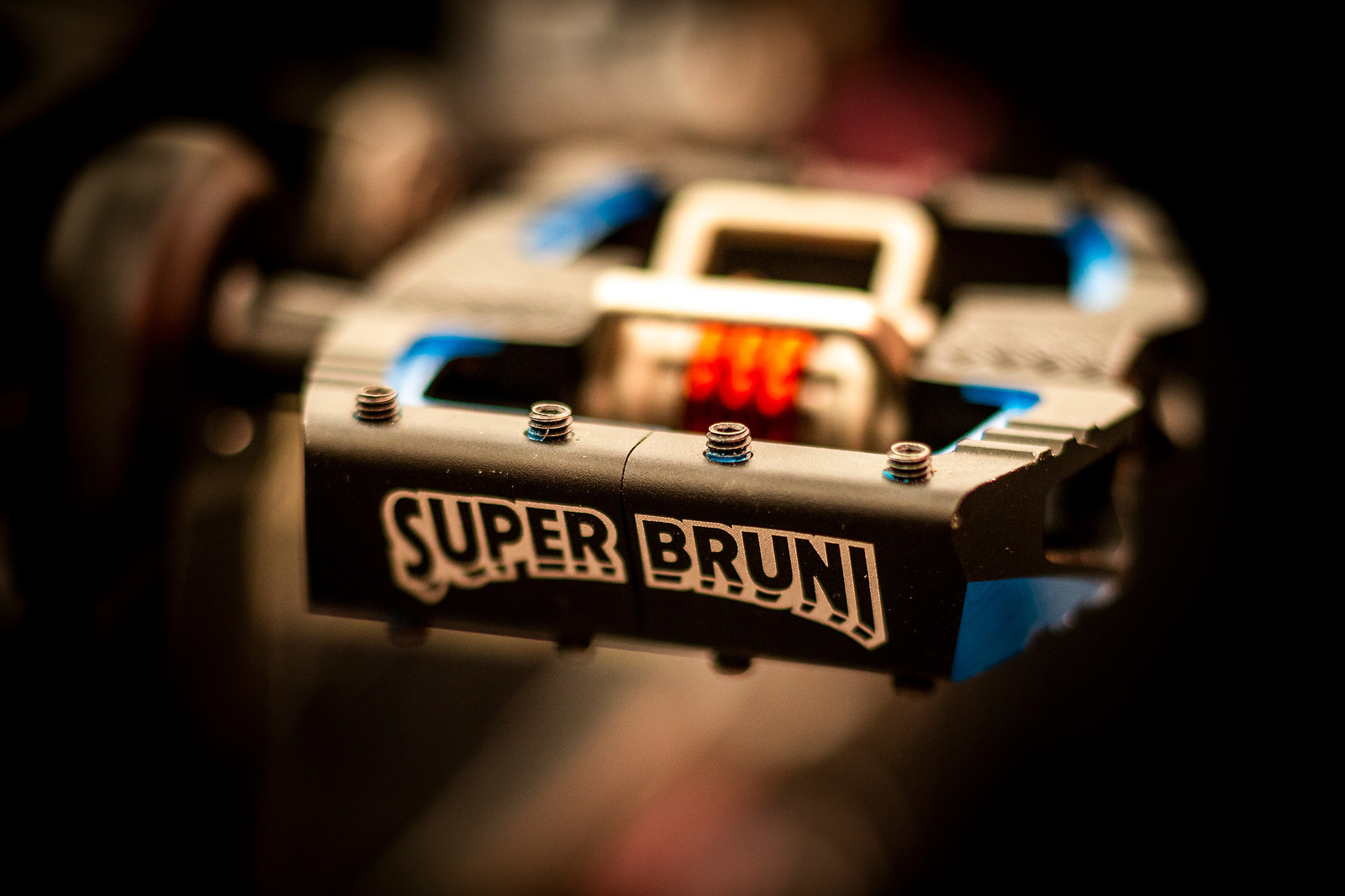 Super Bruni Crank Brothers Mallets - 2018 Losinj World Cup Pit Bits - Mountain Biking Pictures - Vital MTB