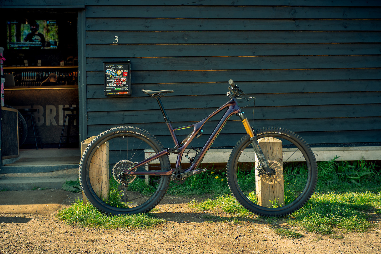Eminent Haste - 2018 Vital Bike of the Day Collection