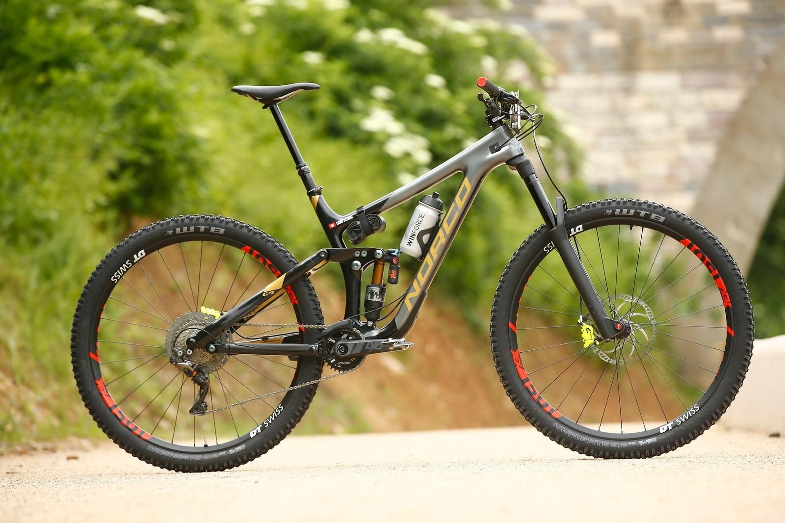 Caro Gehrig's Norco Range 29er - Bike Check: Caro Gehrig's Norco 29er - Mountain Biking Pictures - Vital MTB