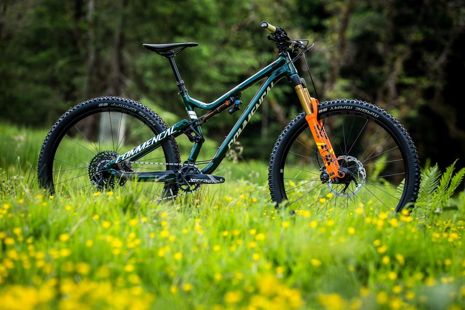 FW18 AN3X7452 - Commencal Meta TR 29 - Mountain Biking Pictures - Vital MTB