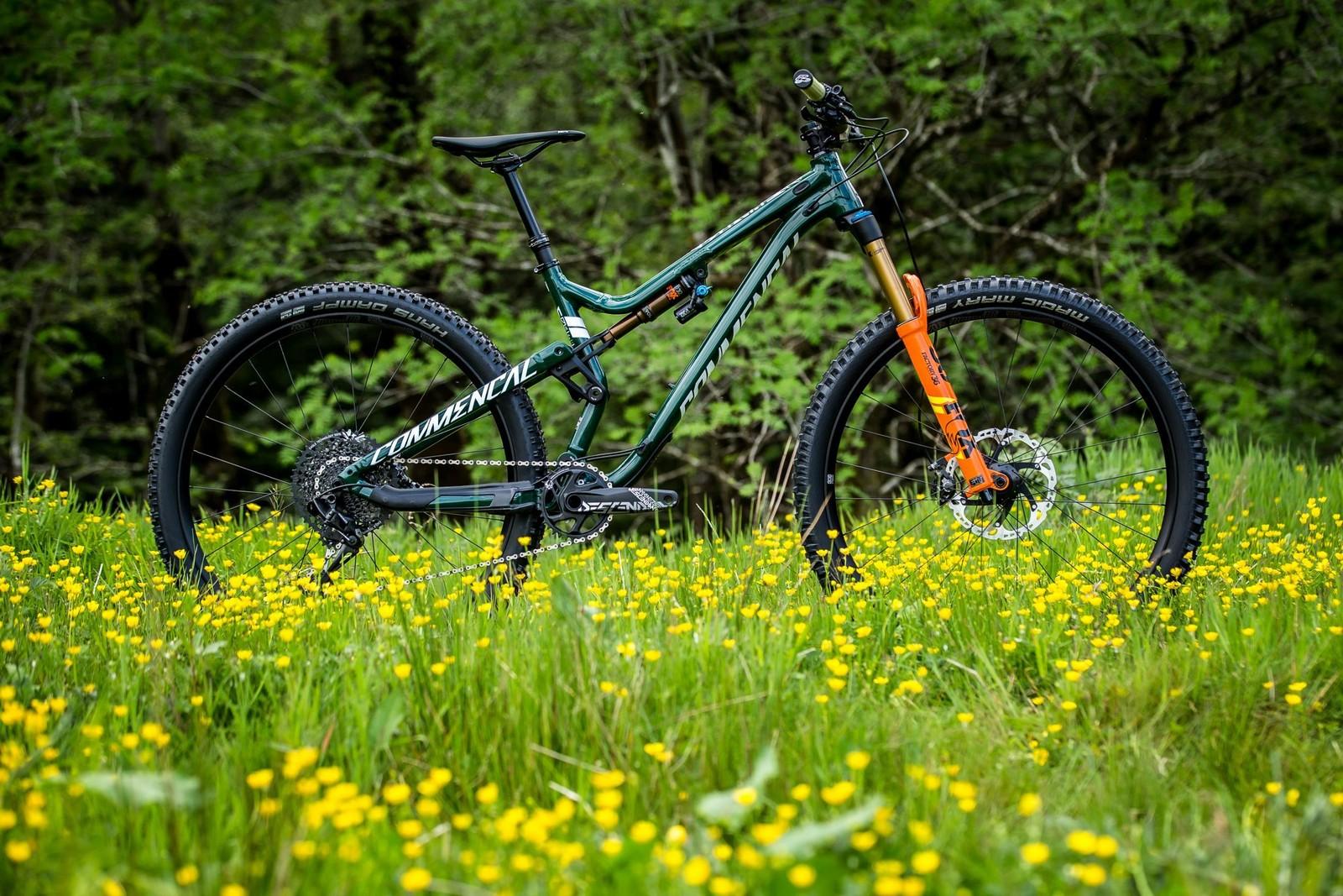 Commencal TR 29 UK Edition - Commencal Meta TR 29 - Mountain Biking Pictures - Vital MTB