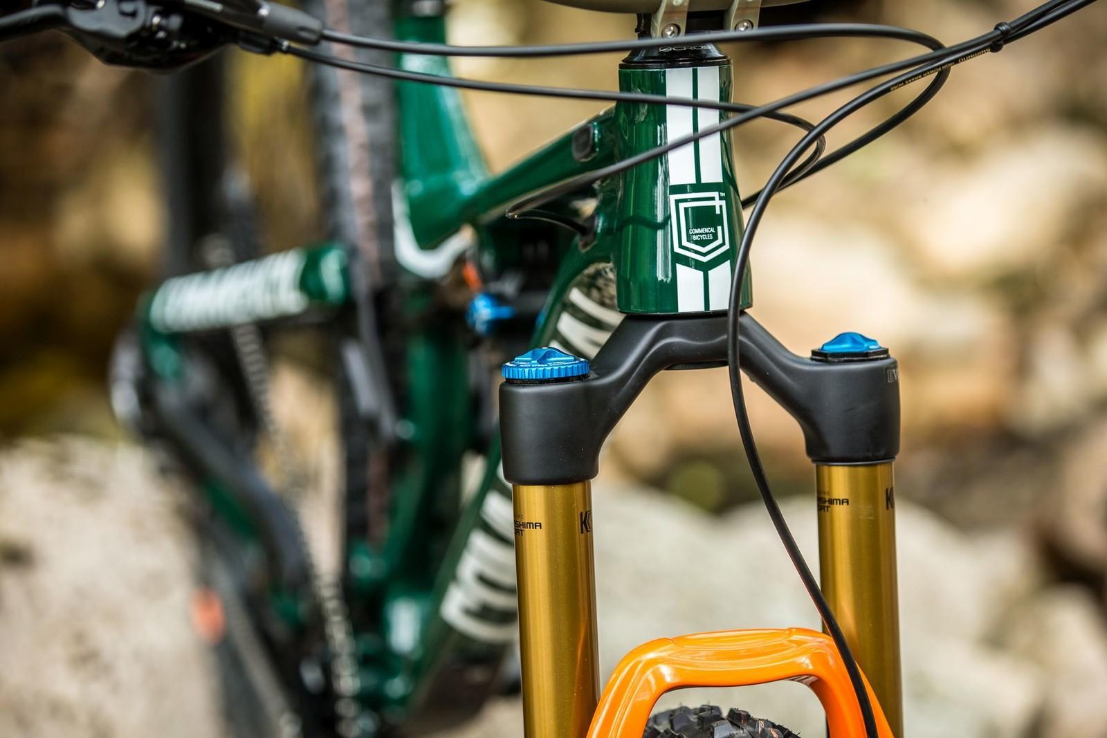 FW18 AN3X7480 - Commencal Meta TR 29 - Mountain Biking Pictures - Vital MTB