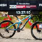 MSA 2018 Winning Bike: Rachel Atherton's Trek Session