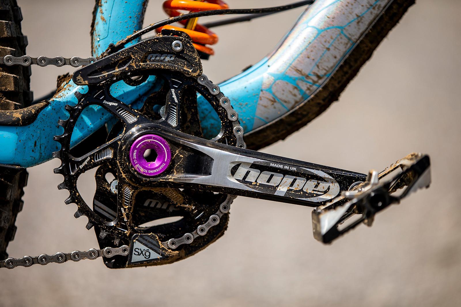 MSA18  H1D0954 - MSA 2018 Winning Bike: Rachel Atherton's Trek Session - Mountain Biking Pictures - Vital MTB