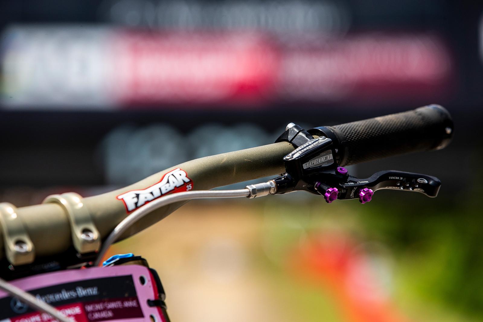 MSA18  H1D0962 - MSA 2018 Winning Bike: Rachel Atherton's Trek Session - Mountain Biking Pictures - Vital MTB
