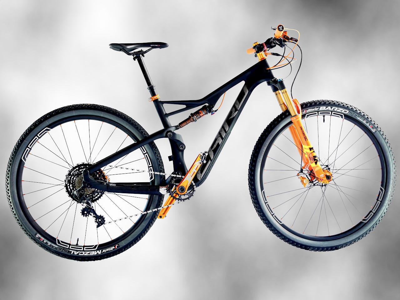 Chiru Rangi Rangi - 2018 Vital Bike of the Day Collection