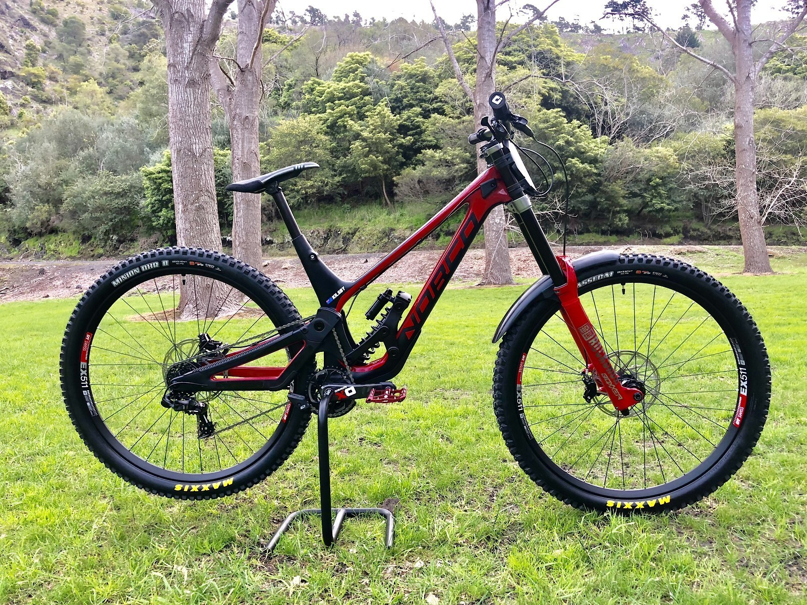 Norco Aurum HSP - 2018 Vital Bike of the Day Collection - Mountain Biking Pictures - Vital MTB