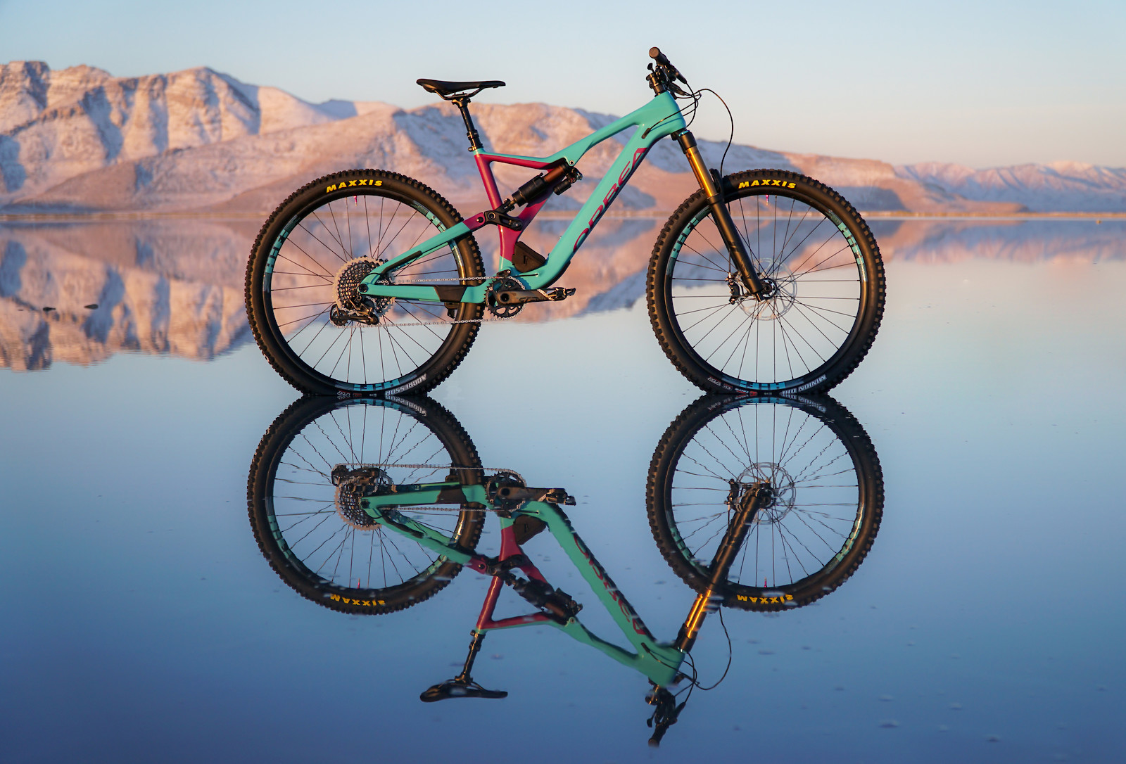 Orbea Rallon M-Team - 2019 Vital Bike of the Day Collection - Mountain Biking Pictures - Vital MTB