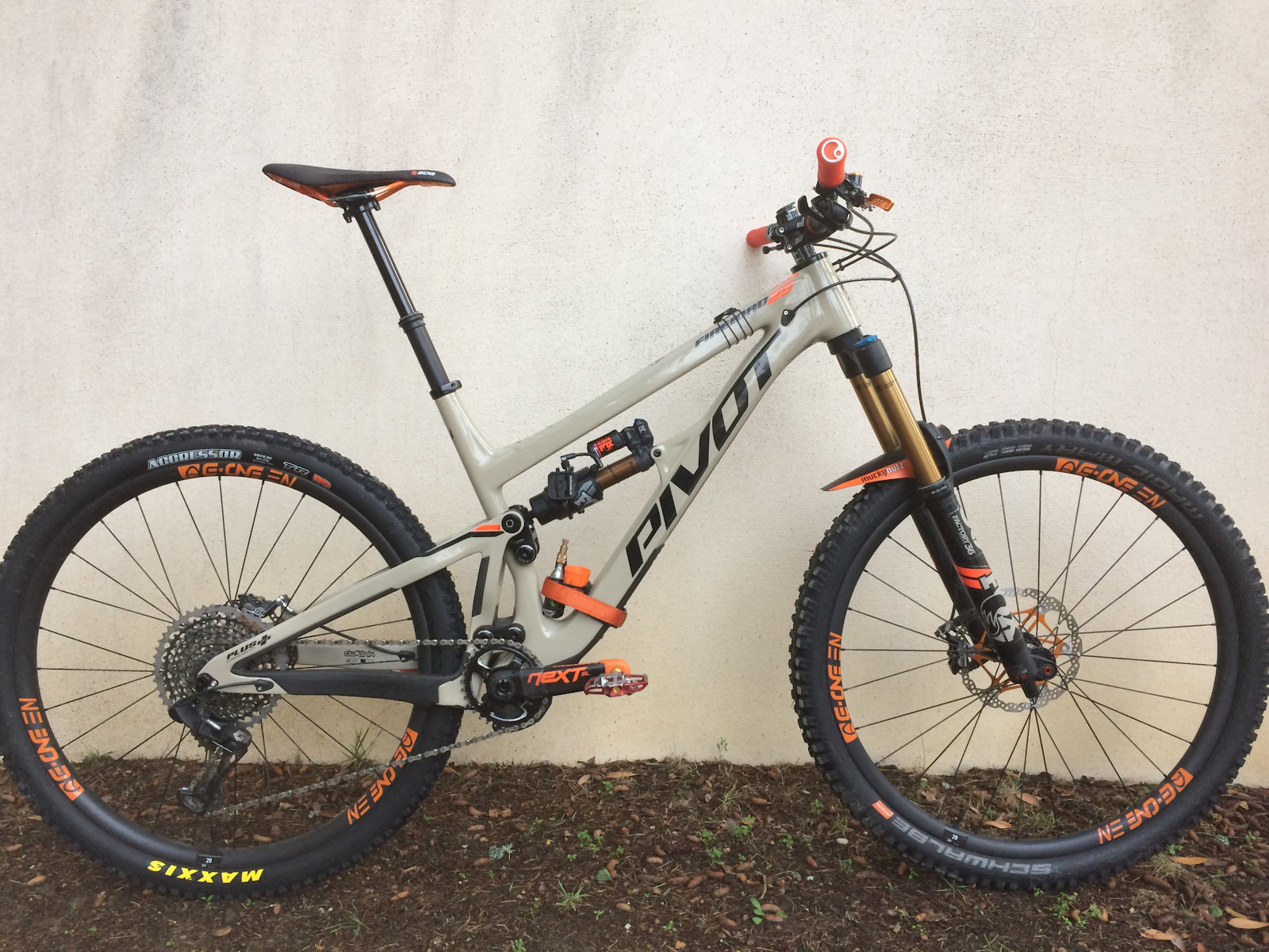 Pivot Firebird 29 - 2019 Vital Bike of the Day Collection - Mountain Biking Pictures - Vital MTB