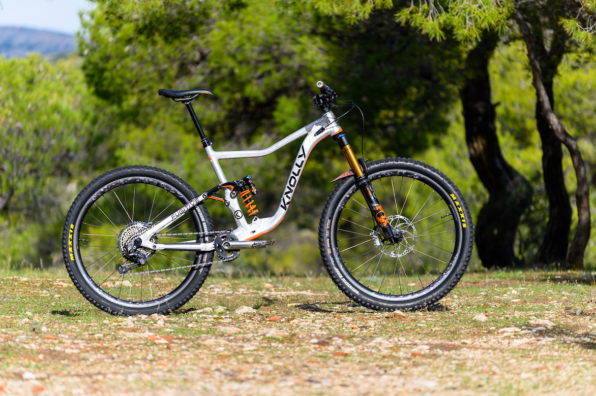 Knolly Fugitive - 2019 Vital Bike of the Day Collection - Mountain Biking Pictures - Vital MTB