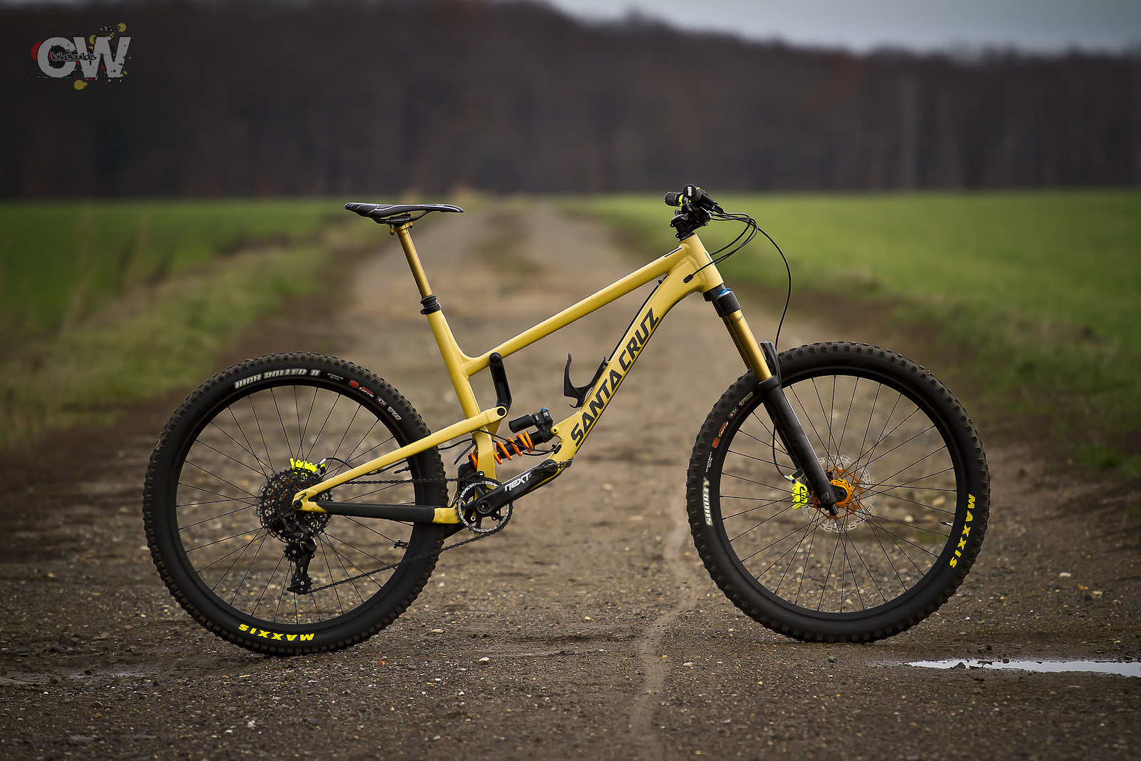 Santa Cruz Nomad 4 AL - 2019 Vital Bike of the Day Collection - Mountain Biking Pictures - Vital MTB