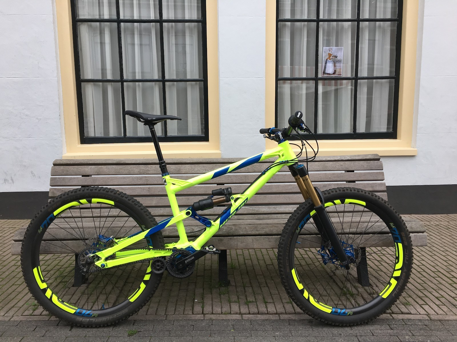 Nicolai G16 GPI - 2019 Vital Bike of the Day Collection - Mountain Biking Pictures - Vital MTB