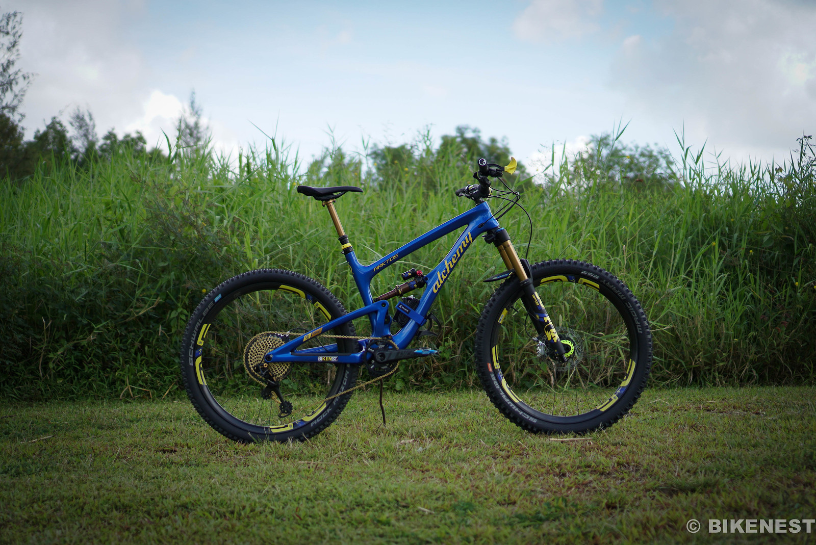 Alchemy Arktos - 2019 Vital Bike of the Day Collection - Mountain Biking Pictures - Vital MTB