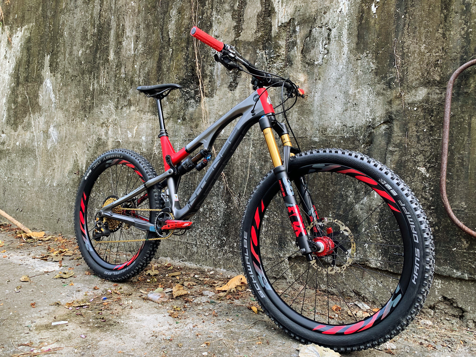 Intense Recluse SL - 2019 Vital Bike of the Day Collection - Mountain Biking Pictures - Vital MTB