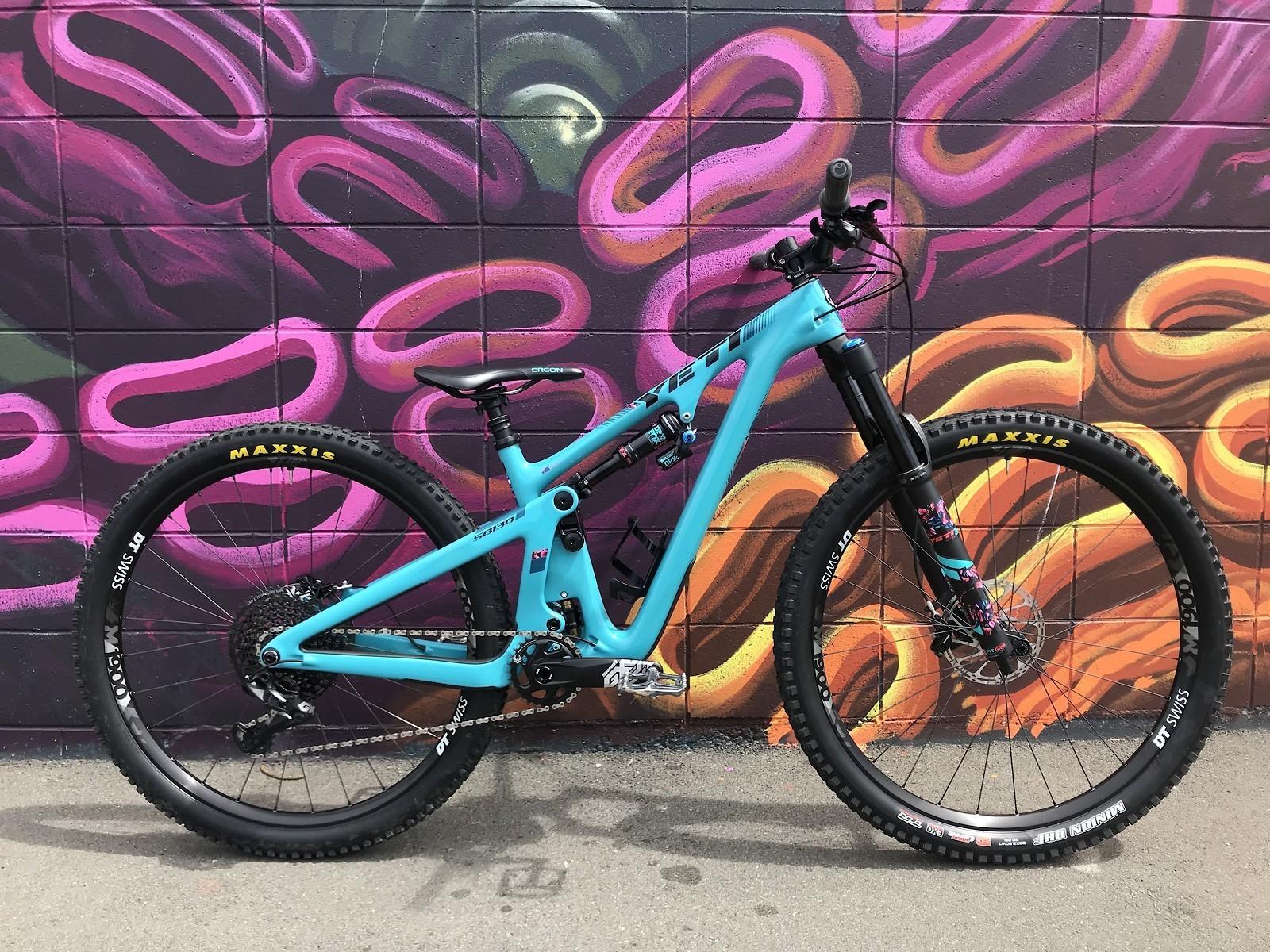 Yeti SB130 - 2019 Vital Bike of the Day Collection - Mountain Biking Pictures - Vital MTB