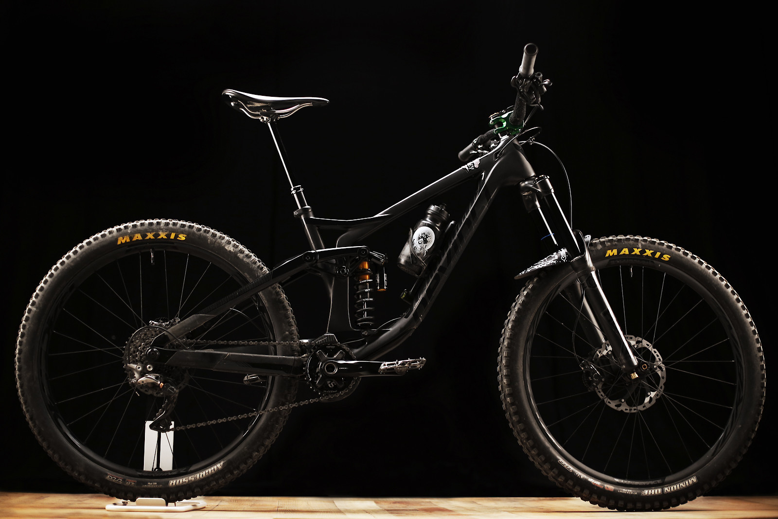 Devinci Spartan Carbon - 2019 Vital Bike of the Day Collection - Mountain Biking Pictures - Vital MTB