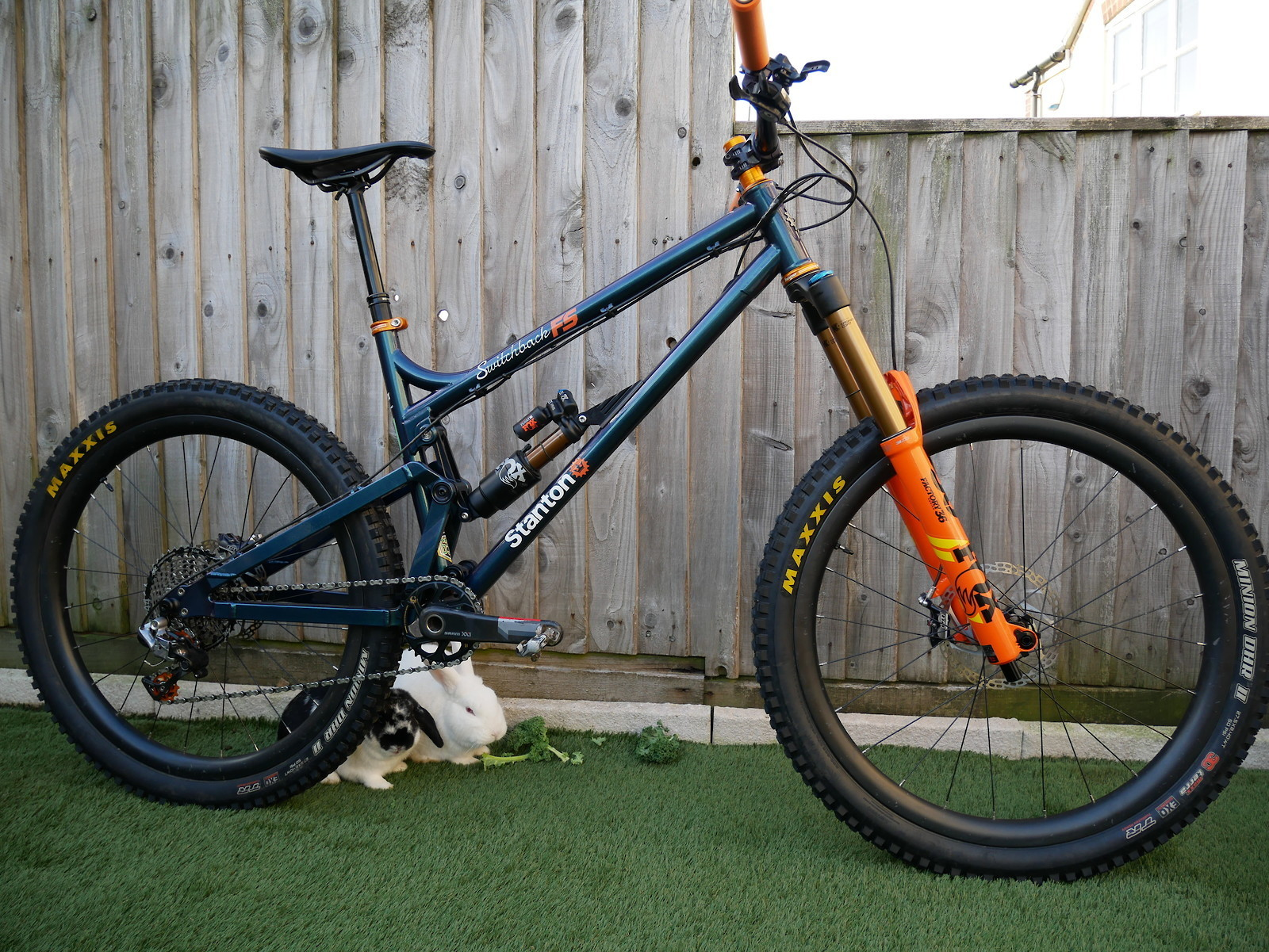 Stanton Switchback FS - 2019 Vital Bike of the Day Collection - Mountain Biking Pictures - Vital MTB