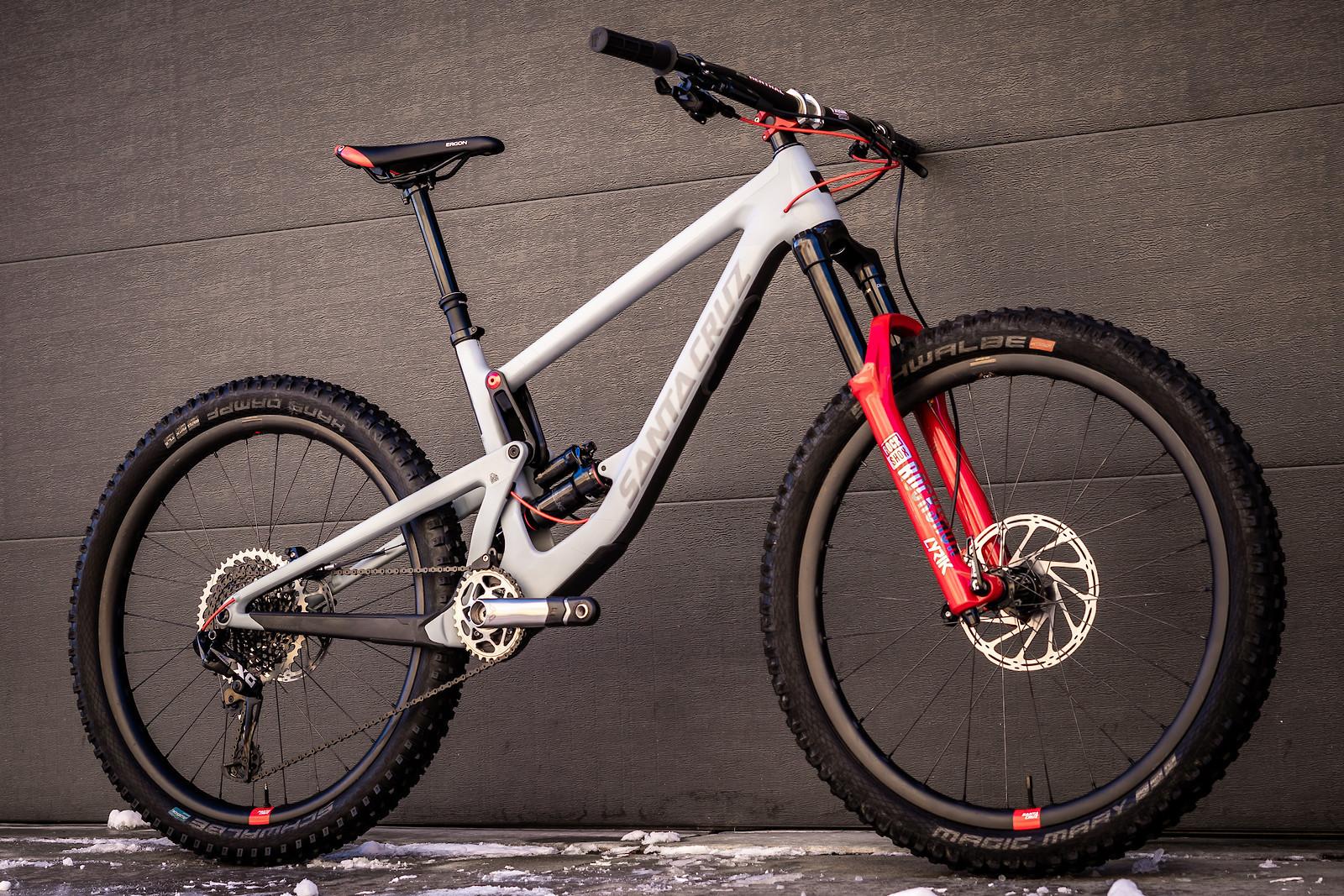 Santa Cruz Bronson CC - 2019 Vital Bike of the Day Collection - Mountain Biking Pictures - Vital MTB
