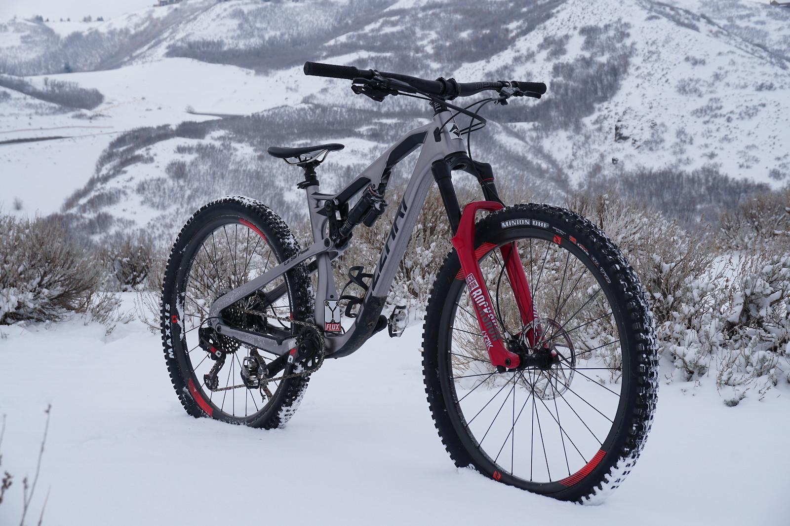 Fezzari La Sal Peak - 2019 Vital Bike of the Day Collection - Mountain Biking Pictures - Vital MTB