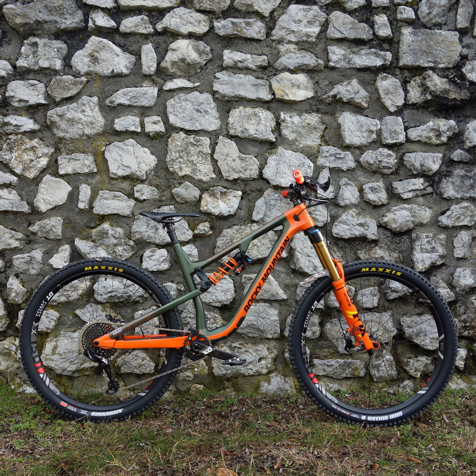 Rocky Mountain Instinct Carbon 90 BC - 2019 Vital Bike of the Day Collection - Mountain Biking Pictures - Vital MTB